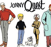 Johnny Quest by ProjectMayhem