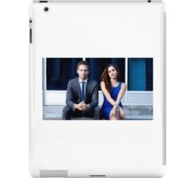Suits iPad Case/Skin