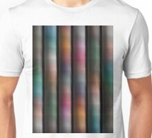 Beautiful Cushions/ Colours Abound Soft Tones Stripe Unisex T-Shirt