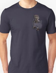Pocket Protector - Male Raptor Unisex T-Shirt