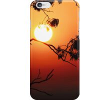 Fiery Sunrise  iPhone Case/Skin