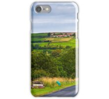 Lealholm North Yorkshire Moor  iPhone Case/Skin