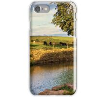"""Wild Slack Farm""   Yorkshire  iPhone Case/Skin"