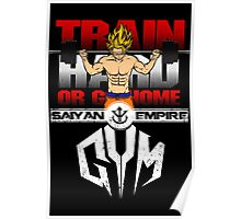 empire's gym Poster