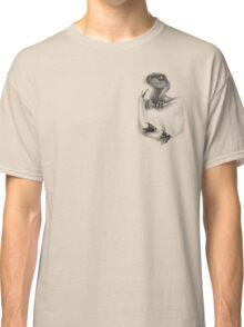 Pocket Protector - Female Raptor Classic T-Shirt