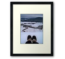 The Naturalist Framed Print