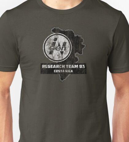 INGEN Research Team 93 Unisex T-Shirt