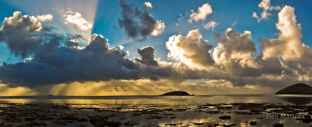 Esplanade Panorama by Ben Mattner