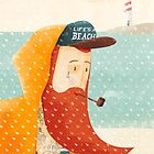 Beach by seasidespirit