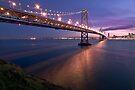 "The James ""Sunny Jim"" Rolph Bridge by MattGranz"