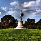 """Orpheus"" Fort McHenry NM. Baltimore, Maryland. by jwhimages"