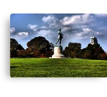 """Orpheus"" Fort McHenry NM. Baltimore, Maryland. Canvas Print"