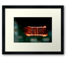 Abstract Macro #127 Framed Print