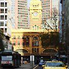 My Melbourne  by Karen E Camilleri