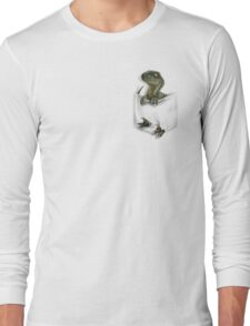 Pocket Protector - Charlie Long Sleeve T-Shirt