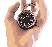 Handlock Visual Pun by ElderVen