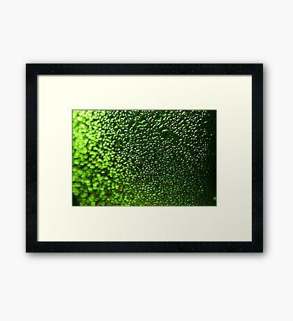 Abstract Macro #138 Framed Print