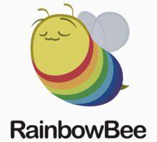 RainbowBee by Proudbee