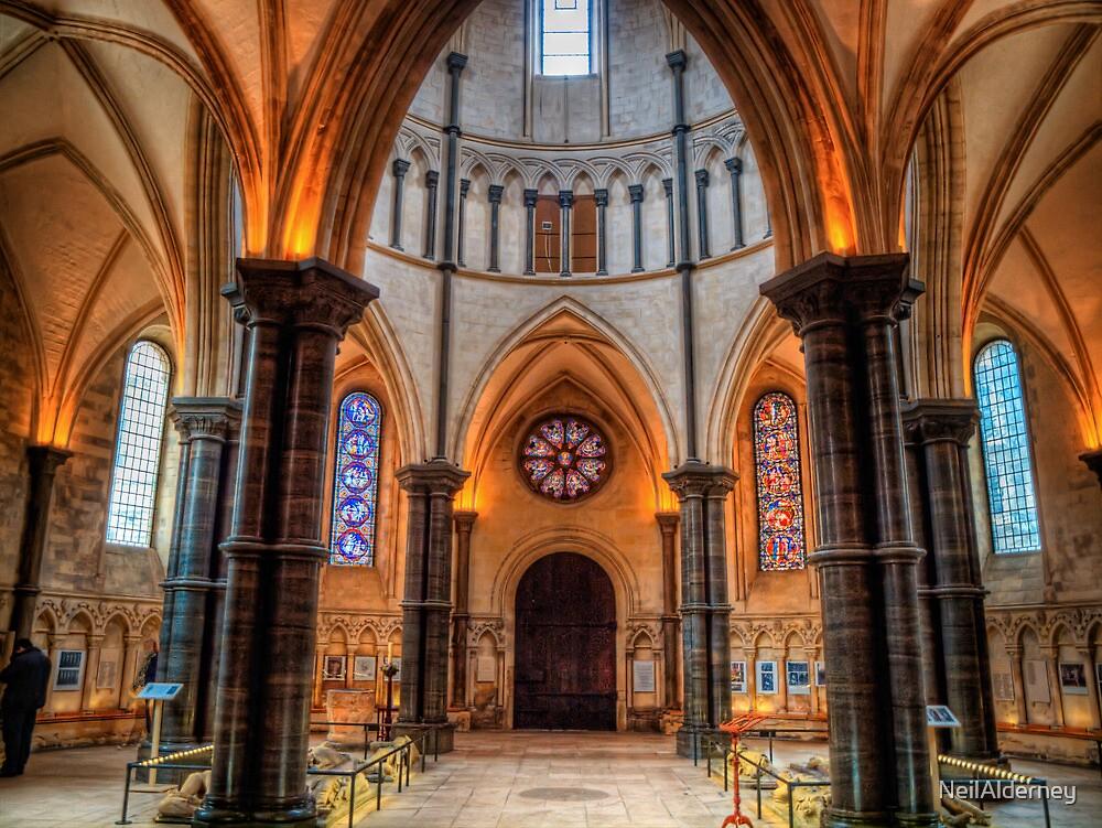 Temple Church - London by NeilAlderney