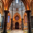 Temple Church - London by NeilAlderney