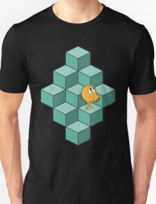 QBert is waiting... T-Shirt