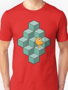 QBert is waiting... T-Shirt