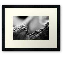 Abstract Macro #131 Framed Print