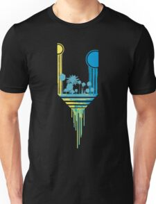 Waterfall Melt Unisex T-Shirt