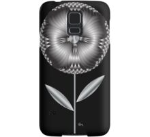 Art Deco Blooming Number 1 Samsung Galaxy Case/Skin