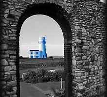 The Lighthouse, Old Hunstanton by johannagarlike