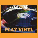 PLAY VINYL by Tim Mannle