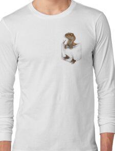 Pocket Protector - Lost World Long Sleeve T-Shirt