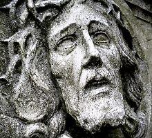 Stone Jesus  by Josephine Pugh