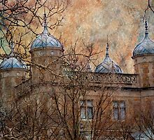 Day Turrets by enchantedImages