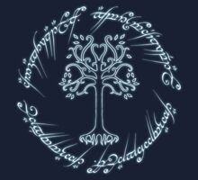Tree of Gondor Kids Clothes