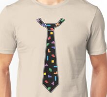 Tetris Tie Unisex T-Shirt