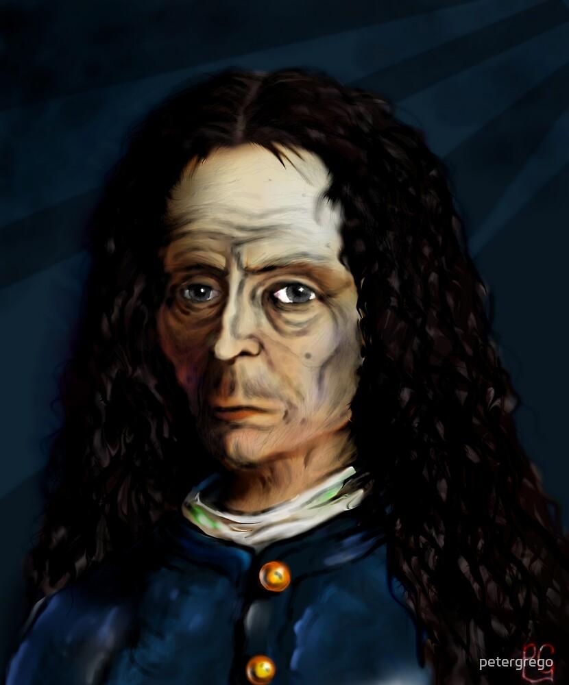 Robert Hooke by petergrego