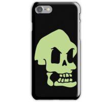 Murray, the invincible demonic skull iPhone Case/Skin