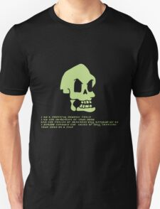 Murray, the invincible demonic skull T-Shirt