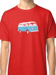 Bay Window Campervan Basic Colours (see description) Classic T-Shirt