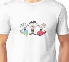 Pantocats Unisex T-Shirt