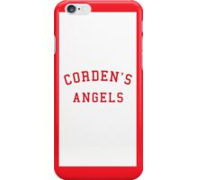 Corden's Angels  iPhone Case/Skin