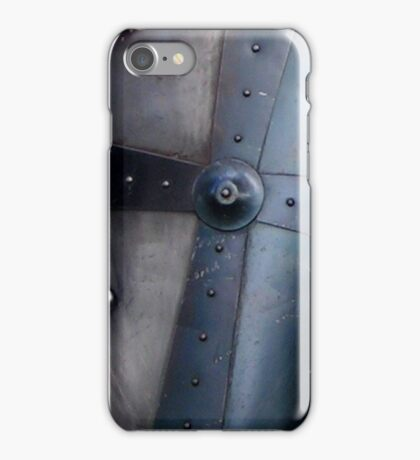 A meal before the battle starts. iPhone Case/Skin