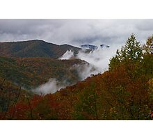 Fall in the Smokies Photographic Print