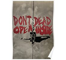Don't Open Dead Inside Poster