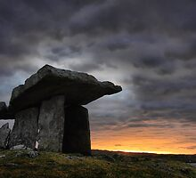 Dolmen county clare by ziko