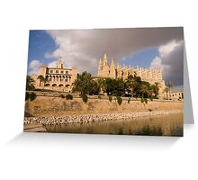 Palma de Mallorca II Greeting Card