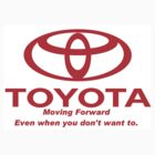 Toyota Logo by nuggets303