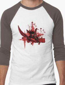 Bloody Ryuko Men's Baseball ¾ T-Shirt