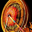 Spinning Wheel by LinneaJean